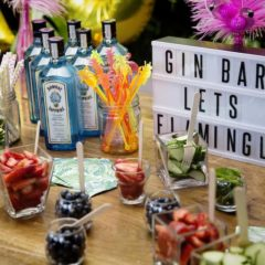Party Decor: The Perfect DIY Gin Bar